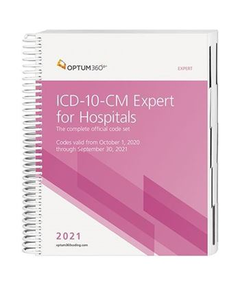2021 ICD-10-CM Expert for Hospitals (Spiral)