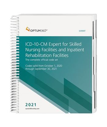Picture of ICD-10 Expert for SNF and IRF - without guidelines (Spiral)