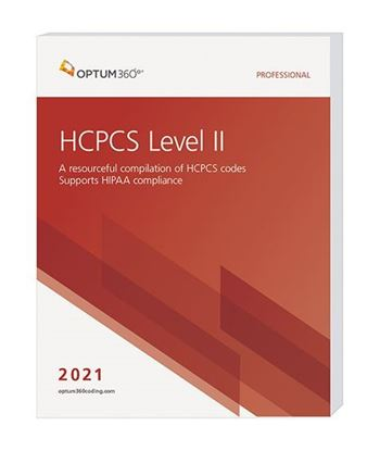 Picture of HCPCS Level II Professional - (Softbound)
