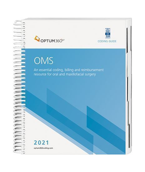 Picture of 2021 Coding Guide for OMS