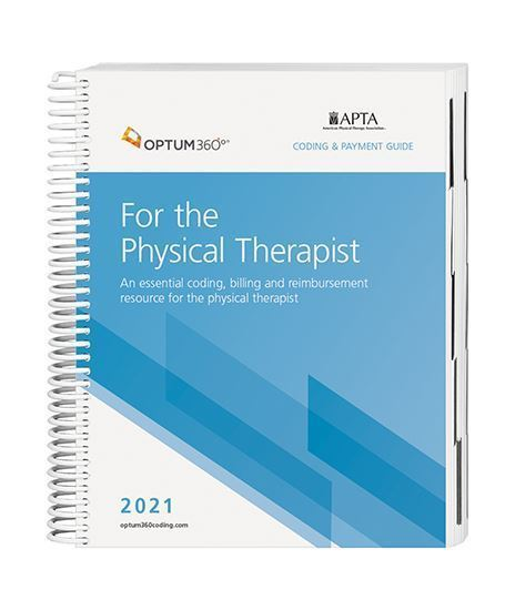Picture of 2021 Coding and Payment Guide for the Physical Therapist