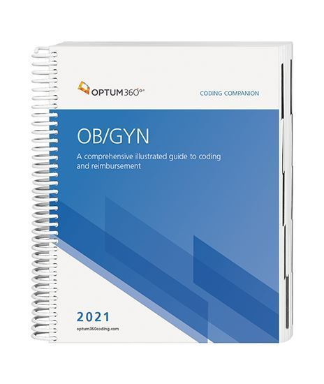 Picture of 2021 Coding Companion® for OB/GYN