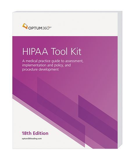 Picture of HIPAA Tool Kit – 18th Edition