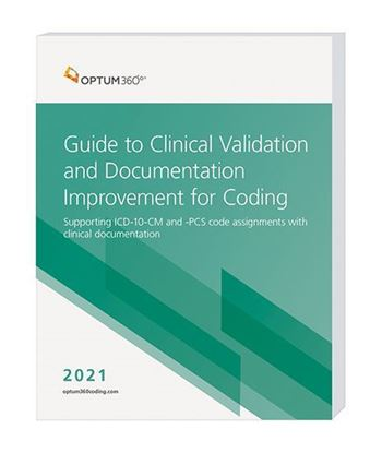 Picture of 2021 Guide to Clinical Validation and Documentation Improvement for Coding