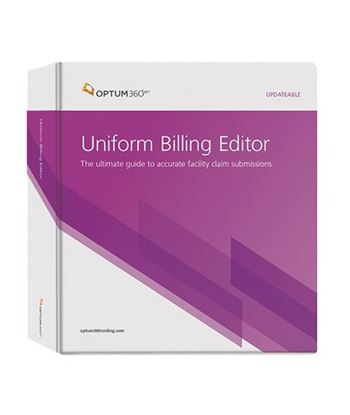 Picture of 2021 Uniform Billing Editor