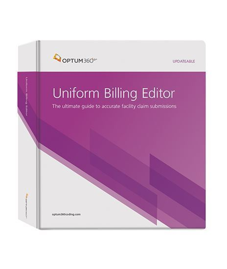 Picture of 2021 Uniform Billing Editor Ebook