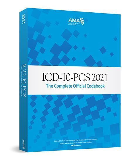 Picture of ICD-10-PCS 2021: The Complete Official Codebook