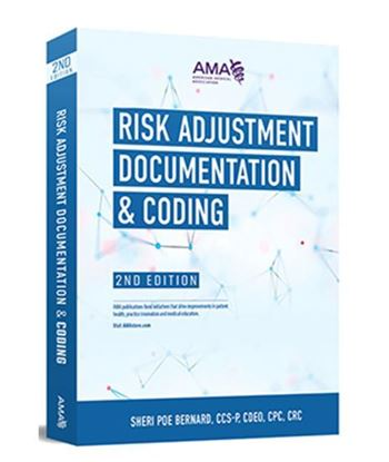 Picture of Risk Adjustment Documentation & Coding, 2nd Edition