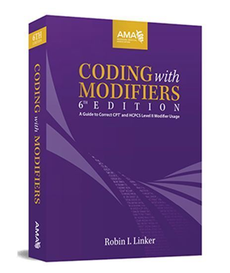 Picture of Coding with Modifiers, 6th Edition