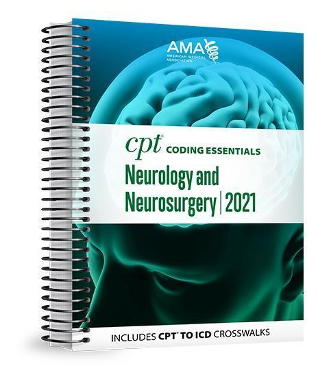 Picture of CPT Coding Essentials for Neurology and Neurosurgery 2021
