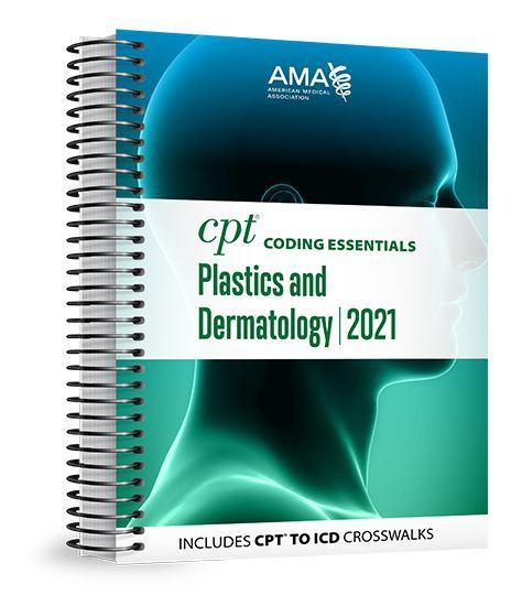 Picture of CPT Coding Essentials for Plastics and Dermatology 2021