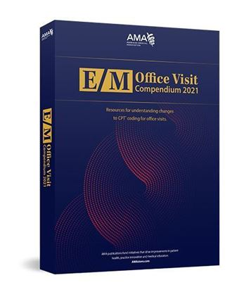 Picture of E/M Office Visit Compendium 2021 | EBOOK